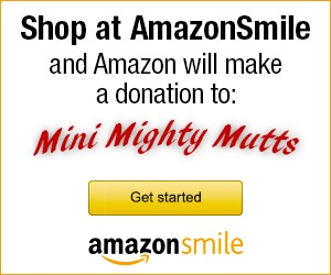 Amazon Smile for Mini Mighty Mutts Rescue